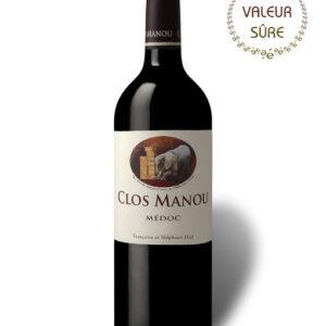Clos Manou – Rouge – Médoc