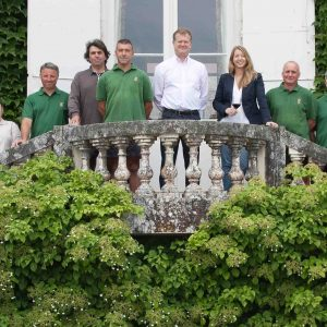 Château de Parenchère - équipe
