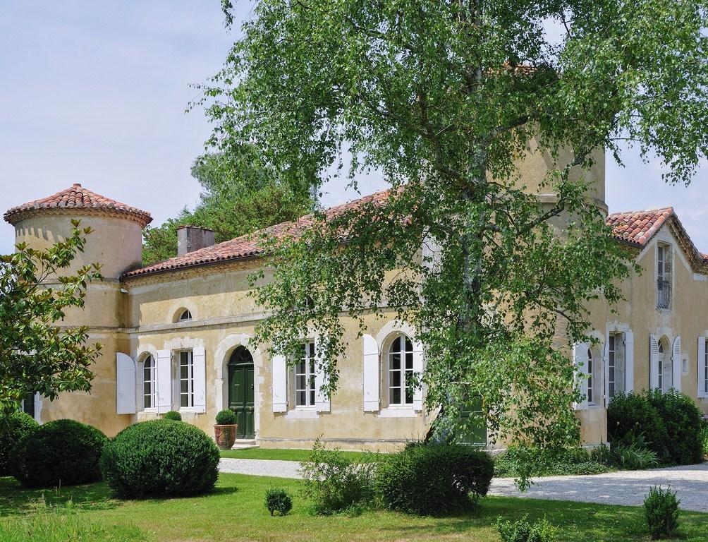 Chateau du Tariquet – Extérieures