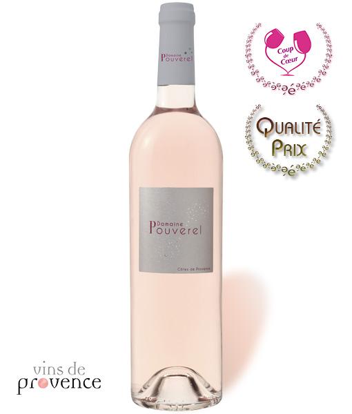 Domaine de Pouverel – Côtes de Provence – Rosé – 75 cl
