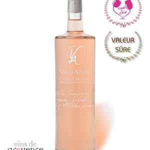 Cuvée Val d'Astier – Côtes de Provence – Rosé