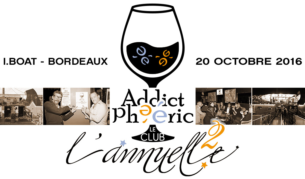 Soirée Bordeaux Club Phééric Addict