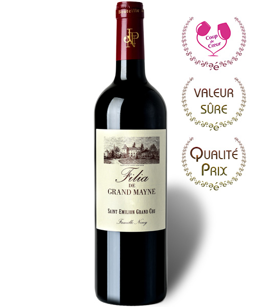 second vin chateau grand mayne saint emilion