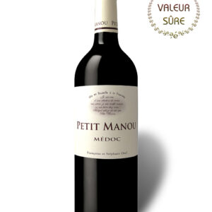 Petit Manou second vin Clos manou médoc