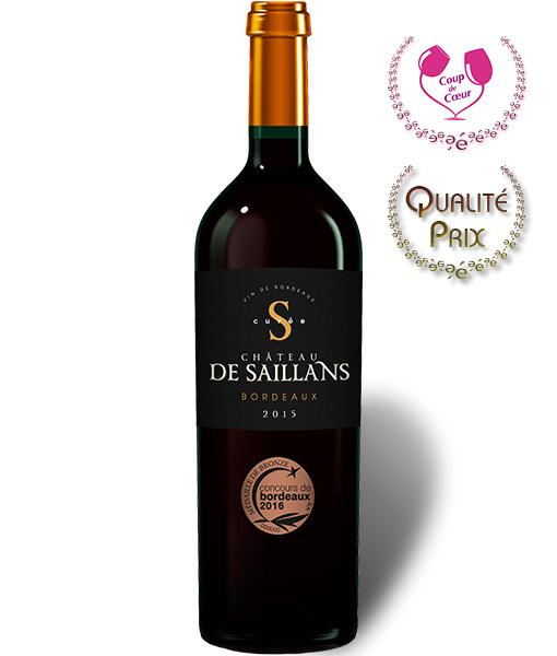 Saillans cuvée S 2015