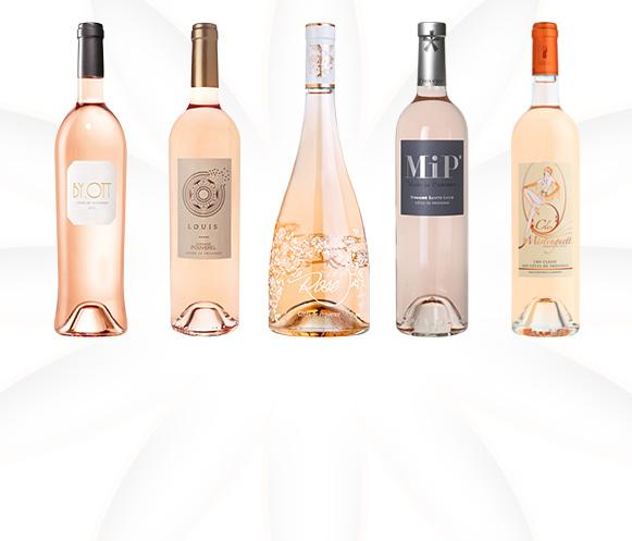 vin rosé été 2017