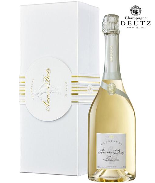 deutz 100% chardonnay