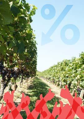 vin à prix degressif